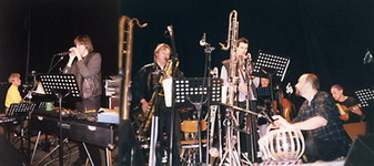SWR New Jazz Meeting, Baden Baden, Germany 2000