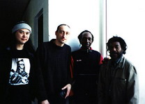 With Woody Aplanalp, Thomas Mapfumo and Wadada Leo Smit, Los Angeles, CalArts, 2001