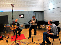 Live on the Air with Vlatko Stefanovski and Theodosii Spassov, BBC Radio, London, Jan. 2013