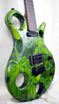 The Green Jungle Guitar